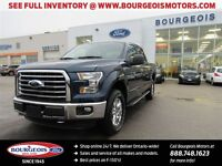 2016 Ford F-150 XLT 4X4 SUPERSCREW 5.0L V8