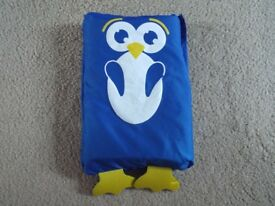 Fun foldable Huggies Little Swimmers swim changing mat, fully washable, non-slip base