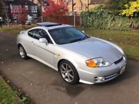 Hyundai Coupe 2.0 SE 3dr, p/x welcome TRADE SALE, FULL HISTORY