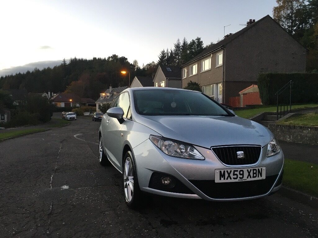 seat ibiza 2010 59 3 door 1 4 sport coupe in milngavie glasgow gumtree. Black Bedroom Furniture Sets. Home Design Ideas