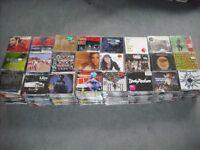 100 CD Singles Various styles and artists, Pop, Rock, Rap/Hip-Hop, Garage, House, Dance etc
