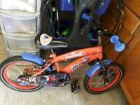 Boys Bike age 4-5