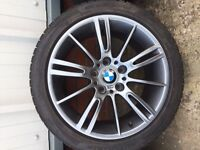 BMW STYLE M193 Ferric Grey Alloy Wheels