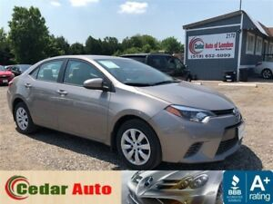 2015 Toyota Corolla LE - Managers Special