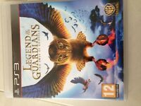 PS3 Game - Legend of the Guardians