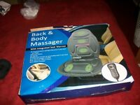 back and body massager
