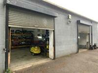 Garage for rent fully fitted, spray both,for rent on Granton