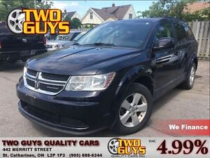 2011 Dodge Journey SXT 5PASS  NICE LOCAL TRADE IN!