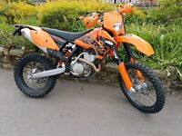Ktm 250 excf 2006 model (LOW OWNERS)