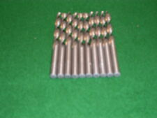 HSS G Spiralbohrer DIN 338RN  0,3 - 13,0mm x 0,1mm Metallbohrer Edelstahlbohrer