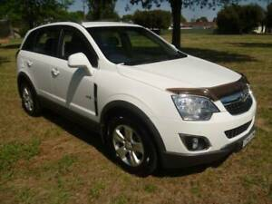 2012 HOLDEN CAPTIVA 5 SEAT AWD , 2.2 L TURBO DIESEL, AUTO...SUV Holbrook Greater Hume Area Preview