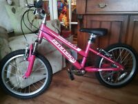 Girls bike Sienna Ammaco