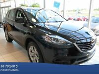 2015 Mazda CX-9 AWD GS 7 PASSAGERS CUIR TOIT OUVRANT HAYON ELECT