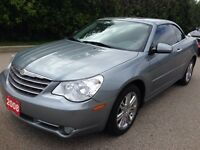 2008 Chrysler Sebring Hard Top Convertible - LOADED!