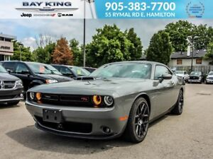 2018 Dodge Challenger R/T SHAKER EDITION, TECH GROUP,  BACKUP CA