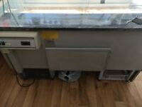 Display cooler fridge