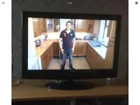 "TCL 32"" flat screen TV"