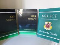 KS3 Revision Books