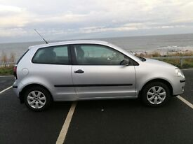 Vw polo low mileage 31k would do a deal with ford transit van/tipper or similar