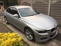 2013 BMW 3 Series 320d M Sport Auto F30 MSport 320 2.0 Diesel Automatic 4 Door Saloon