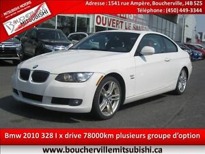 2010 BMW 328 i xDrive SPORT PACKAGE ET PREMIUM PACKAGE
