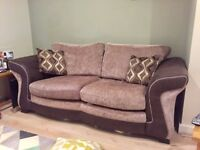 PRICE REDUCED FOR SALE TODAY - DFS 2-3 person sofa bed - no pets / smoke free
