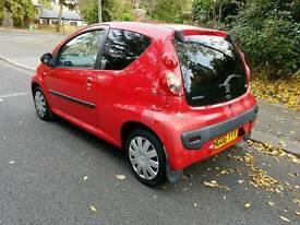 Peugeot 107 - 1.0 Petrol - Long Mot - Drives Great - Customized Stereo - Aux + USB