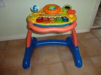 Vtech Grow and Go Baby Walker Piano
