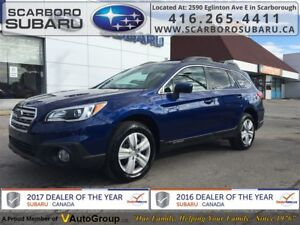 2015 Subaru Outback 2.5i, FROM 1.9% FINANCING AVAILABLE
