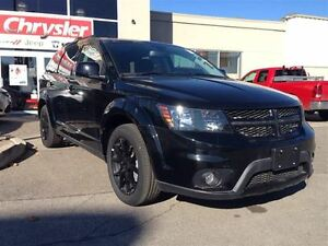 2016 Dodge Journey SXT BLACKTOP PKG V6 7 PASS Oakville / Halton Region Toronto (GTA) image 2