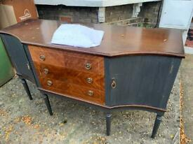 Antique sideboard (free)