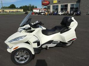 2011 Can-Am Spyder® RT Limited - SE5