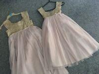 2x Monsoon Bridesmaid Dresses