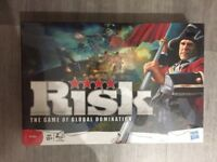 RISK - game of global domination brand new £10