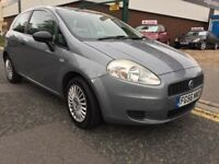 """FIAT PUNTO ACTIVE 1.2 PETROL""""""""56 PLATE """""""" F/S/H"""