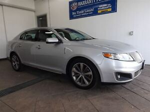2009 Lincoln MKS LEATHER SUNROOF