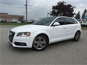 2009 Audi A3 2.0T! S-LINE! QUATTRO! SUNROOF! WE FINANCE!