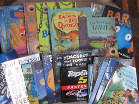 Various Children.s Books