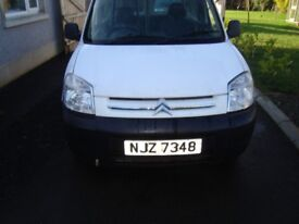 2008 citroen berlingo 1.6 hdi