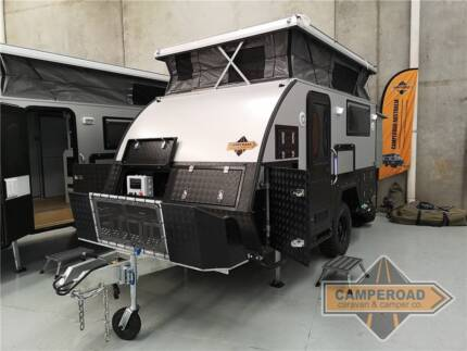 Brand New Camperoad 12ft Hybrid Off Road Caravan Pop Top Laverton North Wyndham Area Preview