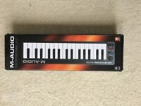 M-Audi midi keyboard (Keystation 32)