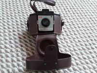 Old camera kodak cresta brownie