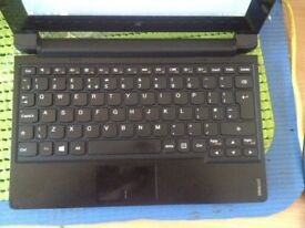 Lenovo Flex 10 small touch laptop for sale