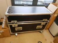 Two Large Flight Cases