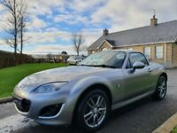 Mar 2010 Mazda MX-5 1.8i SE 2dr GREAT SPEC, ELECTRIC HARD TOP, FULL SERVICE HISTORY