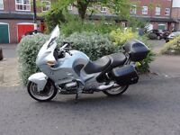 Beautiful BMW R1100RT Tourer. ABS. Electric Screen. Full BMW luggage. 1 key fits all