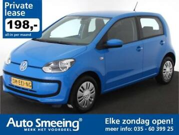 Volkswagen up! 1.0 move up! BlueMotion Airco 5 Deurs