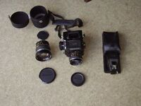 Mamiya m645 120 Roll Film Camera