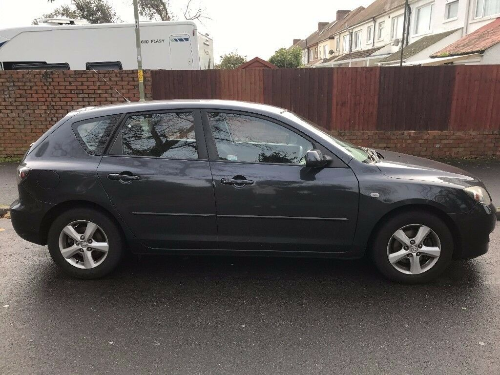 mazda 3 2007 1 6 diesel in gosport hampshire gumtree. Black Bedroom Furniture Sets. Home Design Ideas