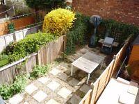 Kitchener Rd N2, 2 bed 2 bath 1st floor patio-garden maisonette available 20th Sept.